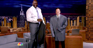 Jimmy and Shaq
